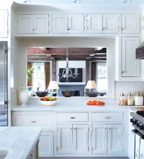 Martha Stewart Turkey Hill Cabinets: 24 Best Pass Through Ideas Images On Pinterest