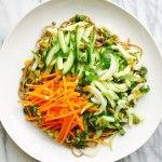 Buckwheat Soba Noodle Salad on goop.com. http://goop.com/recipes/buckwheat-soba-noodle-salad/