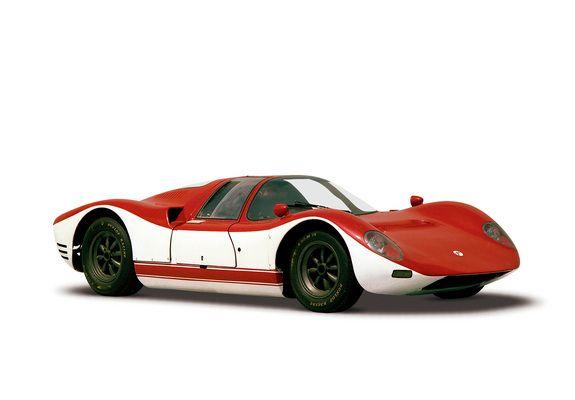 Nissan R380-II 1966–68