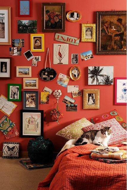 best 25+ red wall decor ideas only on pinterest | corner wall