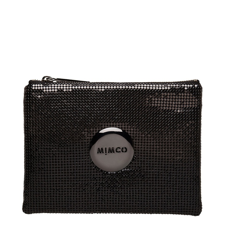 Bindi Medium Pouch $149 http://www.mimco.com.au/wallets/pouches/mesh/bindi-medium-pouch#