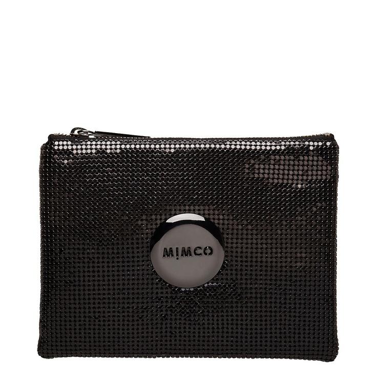 Bindi Medium Pouch $149 http://www.mimco.com.au/wallets/pouches/mesh/bindi-medium-pouch#