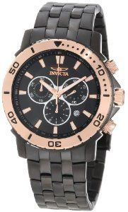 #Invicta Collection Chronograph Ion Plated Stainless  women watch #2dayslook #alex2578923  www.2dayslook.com
