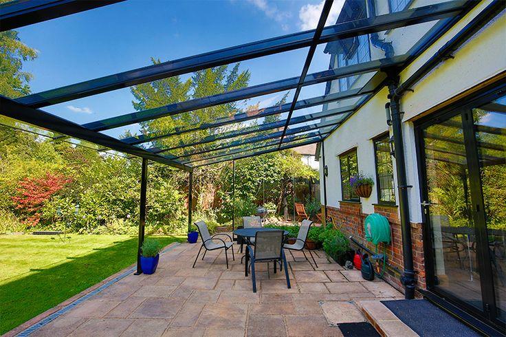 Glass Veranda By Eden Verandas UK