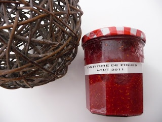 Papilles on/off: Confiture de figues au thermomix