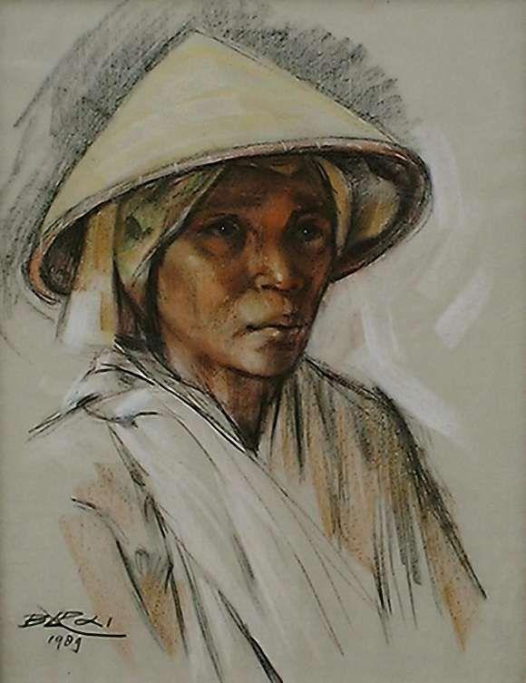 Barli Sasmitawinata - Ibu Tani