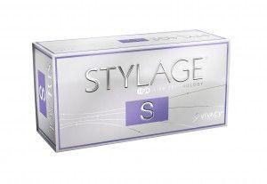 Stylage S is toepasbaar voor:    Opvullen van fijne en oppervlakkige rimpels, zoals kraaienpootjes  Tegengaan van donkere kringen onder de ogen  Volume geven aan lippen