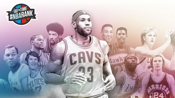 Who are the greatest small forwards in NBA history? Is King James No. 1? We're counting down the top 10 on All-Time #NBArank.