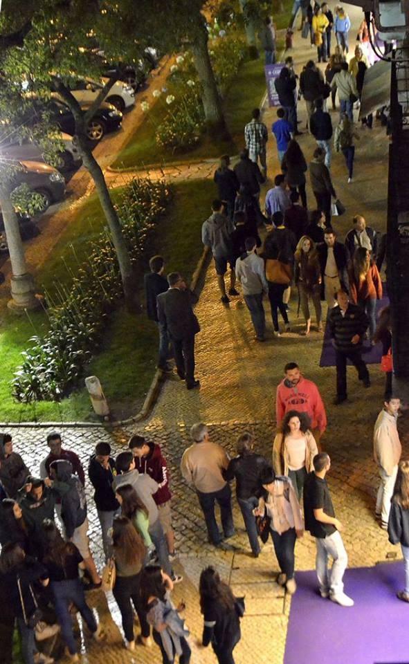 Open Night - 6 de Junho 2013 (Foto: www.facebook.com/AvGuerraJunqueiro)