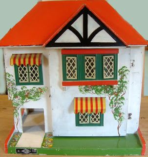 KT Miniatures Journal: GeeBee Dolls House For Sale On KT Miniatures