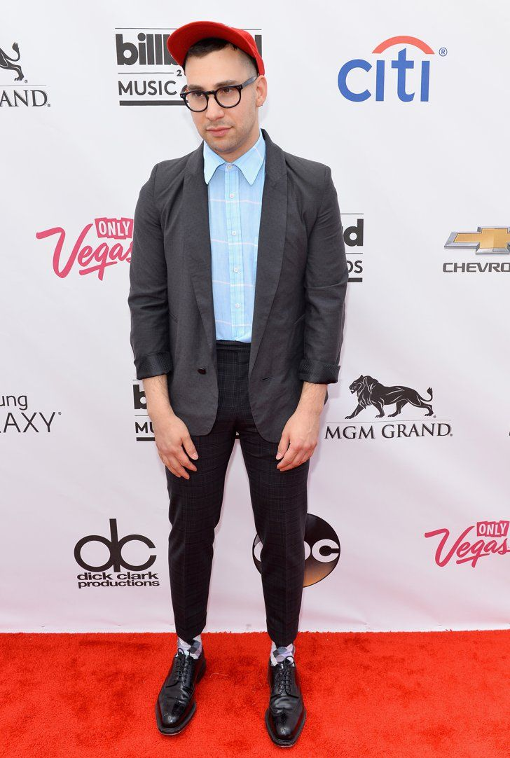 Pin for Later: Stars Bust Out Their Best Moves at the Billboard Music Awards Jack Antonoff
