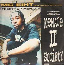 MC Eiht   MC Eiht – Streiht Up Menace Lyrics   Rap Genius