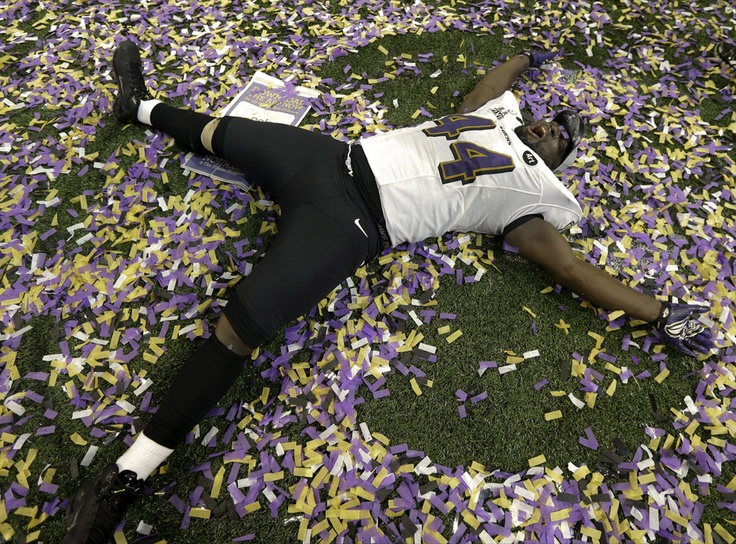 Bruce Arthur: Ravens' win outshines the darkness at the Super Bowl