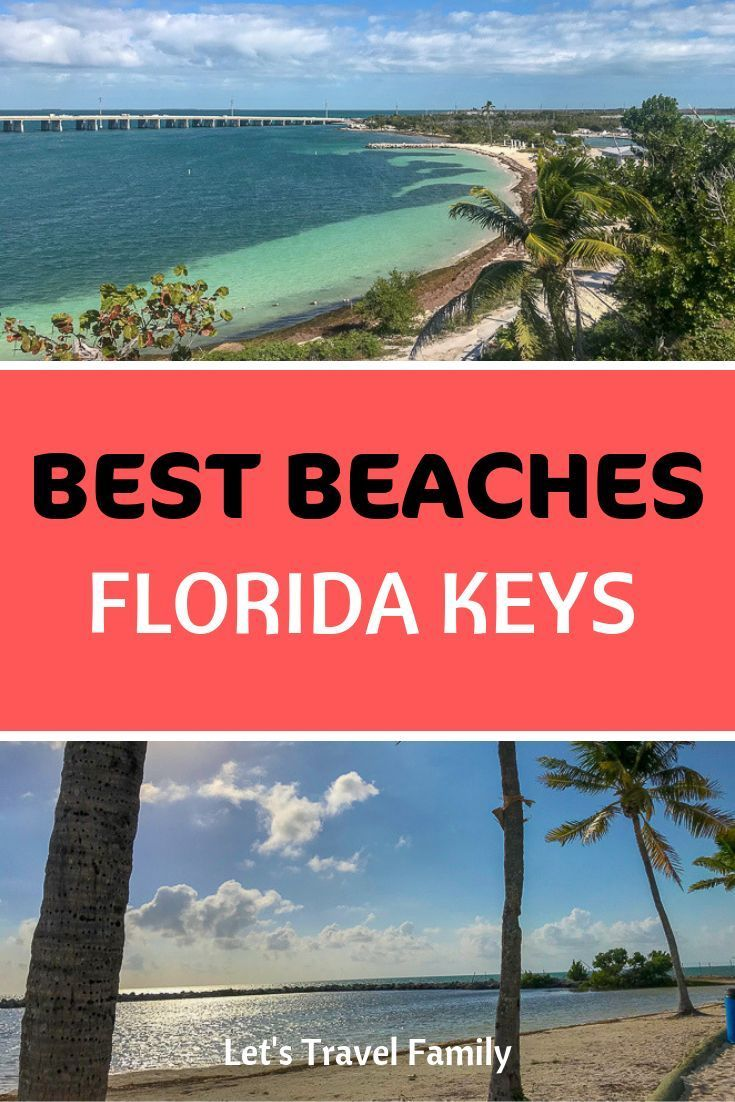 14 Of The Best Beaches In Florida Keys Let S Travel Family Best Beach In Florida Travel Destinations Beach Florida Keys Beaches