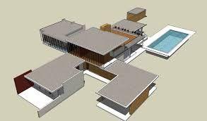 Image result for kaufmann desert house neutra