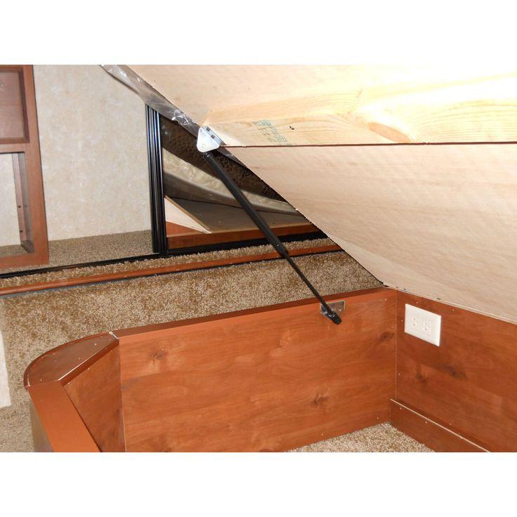 large bedlift kit hatchlift bed pads mattresses camping world