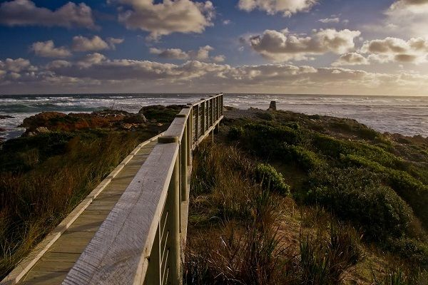 North West Tasmanian coastline, near the mouth of the Arthur River. Photo by Carol Haberle, article for www.think-tasmania.com #Tasmania #Wilderness