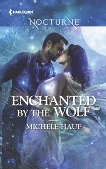 Vampy and Racey Bookblog: Enchanted by the Wolf by Michele Hauf