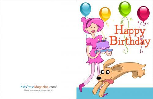 Birthday Cards #13   #free #printable #birthday