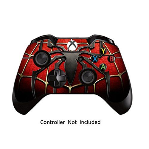 Skins Stickers for Xbox One Games Controller  Custom Orginal Xbox 1 Remote Controller Wired Wireless Protective Decals Covers  High Gloss Protector Accessories  Widow Maker Black *** Be sure to check out this awesome product.Note:It is affiliate link to Amazon. #girls