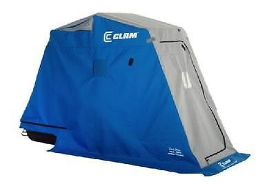 NEW Clam Ice Fishing 9707 Fish Trap & Fish Trap X Series Shelters Runner Thermal