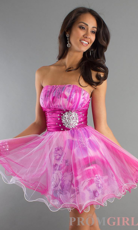 Moderno Vestido De Fiesta Hailey Logan Foto - Colección de Vestidos ...