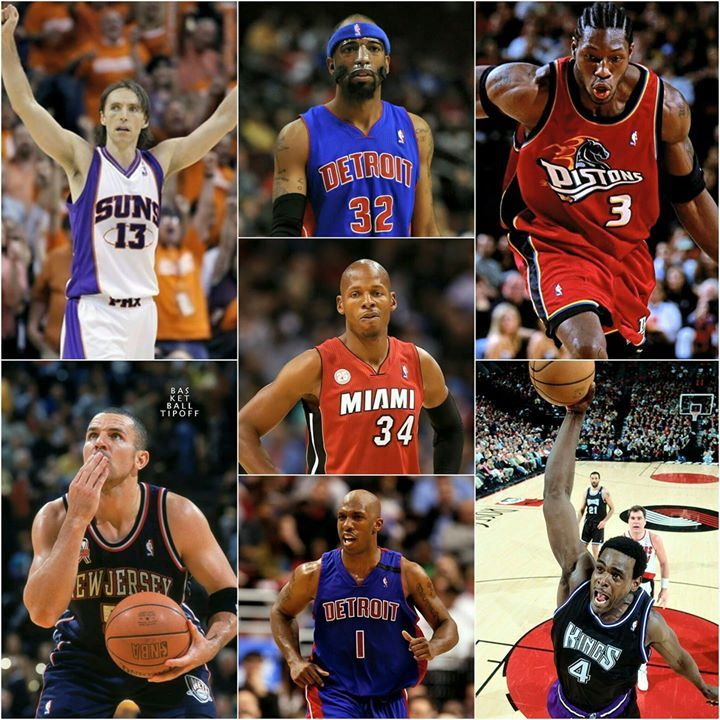 Nominations for the 2018 NBA Hall of Fame Ballot is out here are some of the nominations:  1. Steve Nash 2. Ray Allen 3. Ben Wallace 4. Jason Kidd 5. Chauncey Billups 6. Chris Webber 7. Richard Hamilton  - AC3