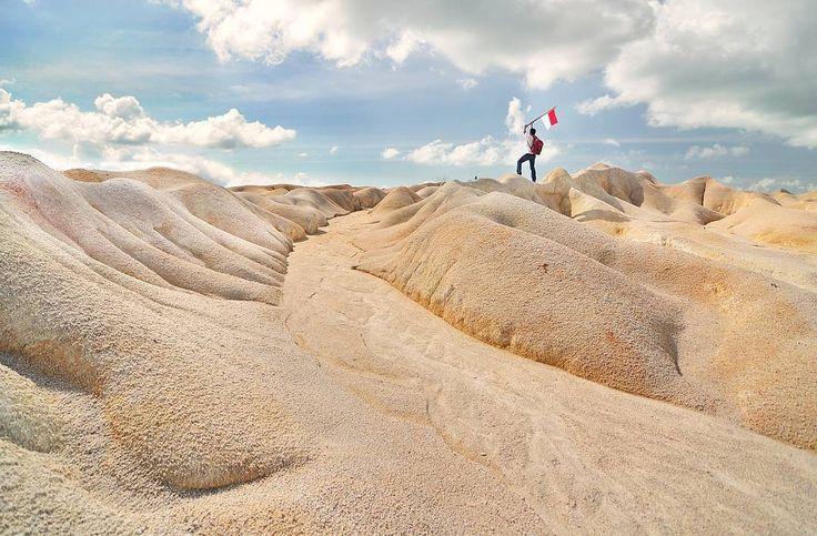 Gurun Pasir Busung Dengan Fenomena Gurunnya
