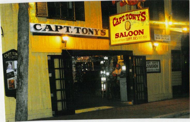 Captain Tony's - Key West