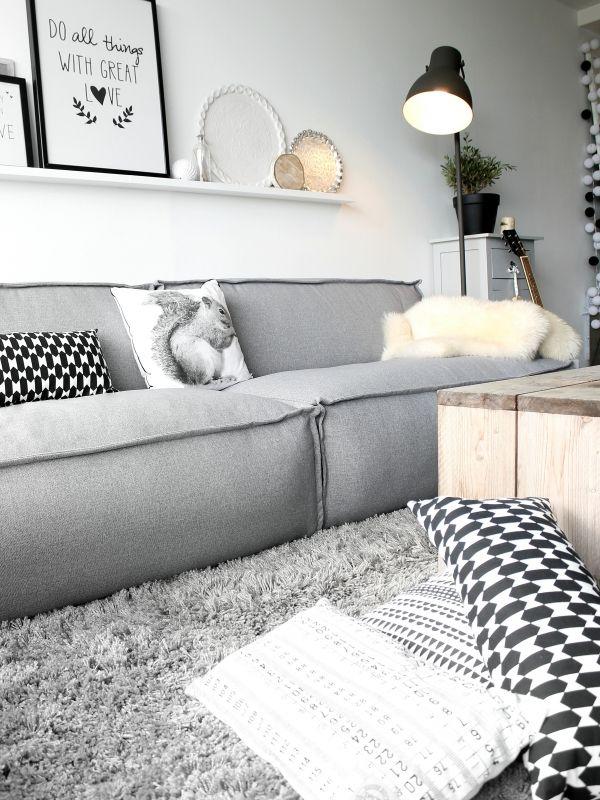 """Scandinavisch, stoer en industrieel interieur van Arja """"Ons huisje op negen hoog"""" - Interieur - ShowHome.nl"""