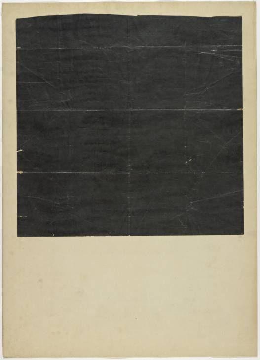 Joseph Beuys - Untitled, 1963