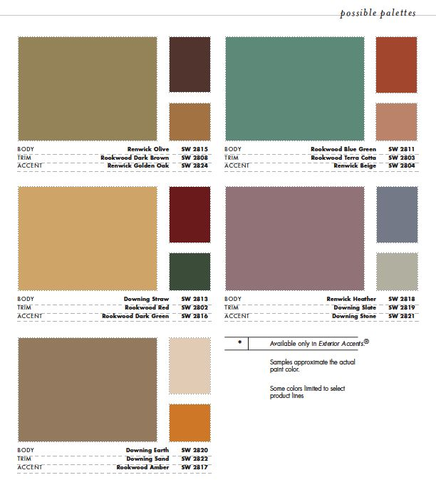 31 best images about house paint colors on pinterest queen anne exterior colors and paint colors - House painting colors exterior schemes collection ...