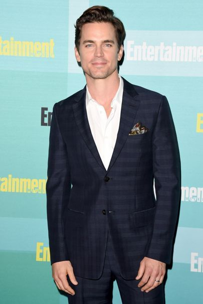 Matt Bomer  Age: 39   Single? Matt has been married to publicist Simon Halls since 2011.   See Him Next: Looking seriously dapper playing dreamy Golden Age cinema star Montgomery Clift (he was besties with Elizabeth Taylor) in big-screen biopic, Monty Clift.