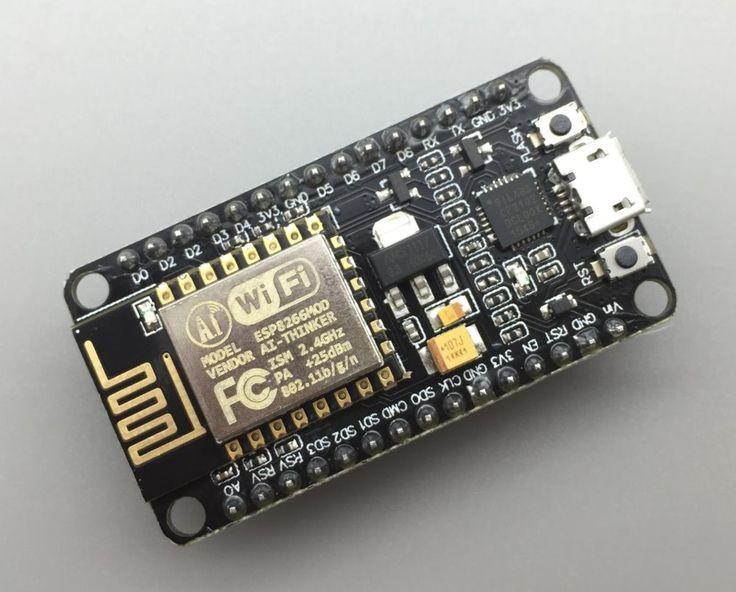 V3 NodeMcu módulo Inalámbrico 4 M bytes Lua WIFI A Internet de Las Cosas de desarrollo basado ESP8266 esp-12e para arduino Compatible