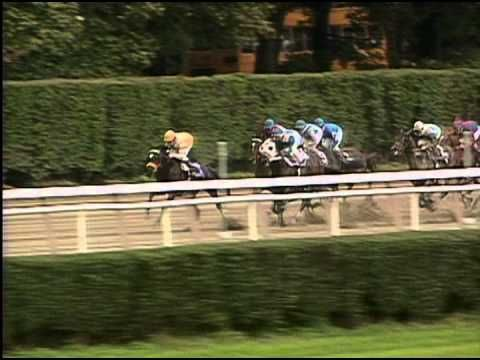 Two-time Horse of the Year, Cigar has died at the age of 24. Here he is winning the 1995 Breeders' Cup Classic at Belmont Park.