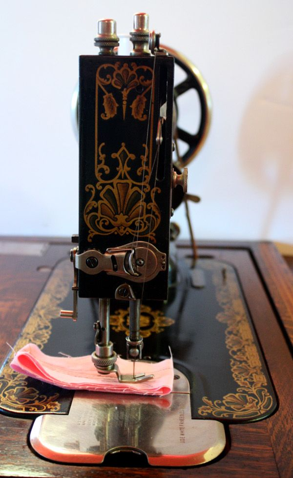 13 Best Images About White Rotary Treadle Sewing Machine