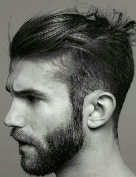 Men's haircut.  Visit us at www.bhbeautycollege.com to learn more about the services we offer in Rapid City and Sioux Falls.