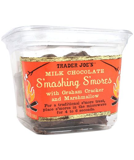 Smashing S'mores | Real Simple staffers share their favorite grocery picks for simple, fuss-free hosting.