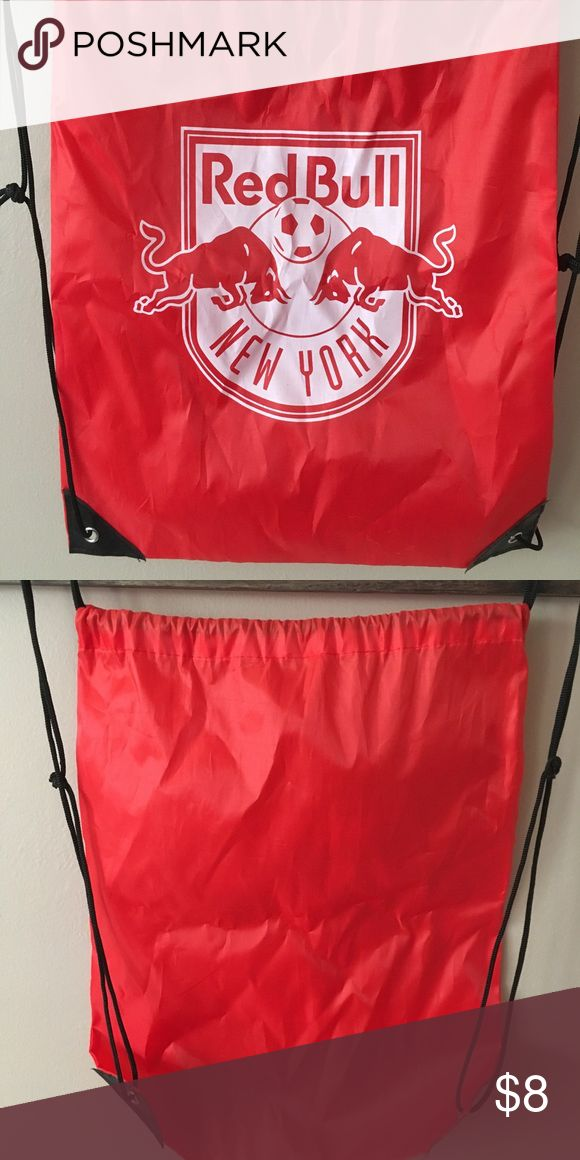Red Bulls Soccer Sling Bag Red Bulls Soccer Sling Bag. Has never been used/worn and is in perfect condition. Nike Bags Backpacks