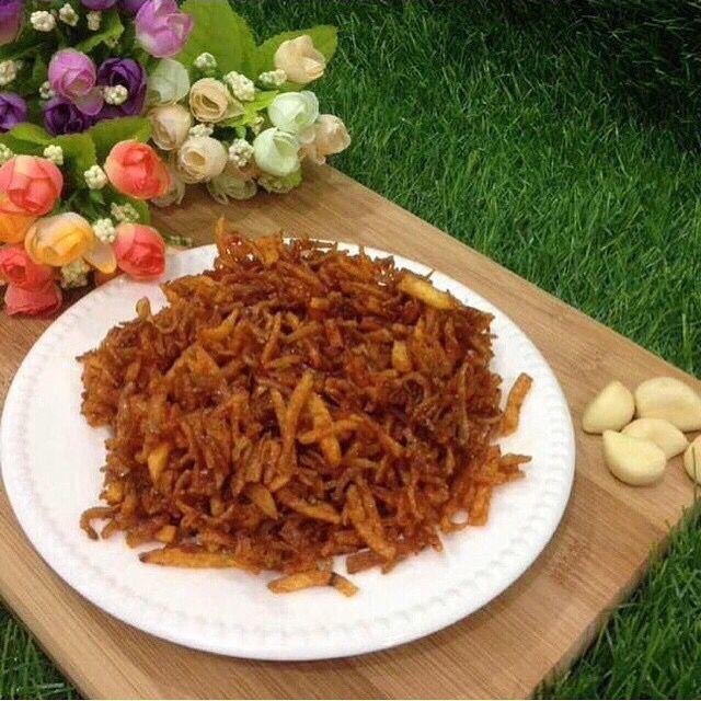 Daily's teri kentang dari @dailystkm bisa jadi temen makan daily yang cocok sama apa aja. Lokasi: Medan