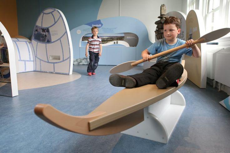 My Arctic Discovery - London Regional Children's Museum: