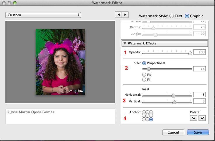 Fotografía para principiantes: Como Firmar las fotos con Lightroom y Photoshop.