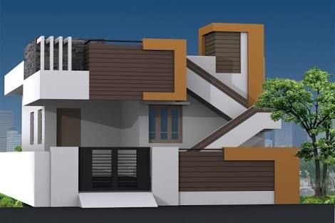 Image Result For Elevations House Plans In 2019 House