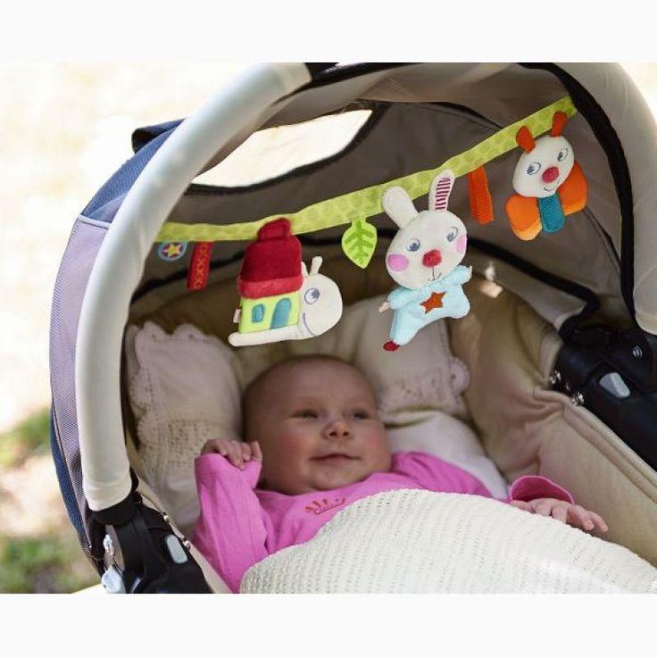 Haba Kinderwagenkette Hase Flipps