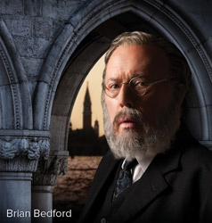 Saw Brian Bedford 20 something years ago - got to see him play Shylock again!