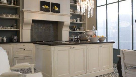 Klassieke Keukens - The Living Kitchen
