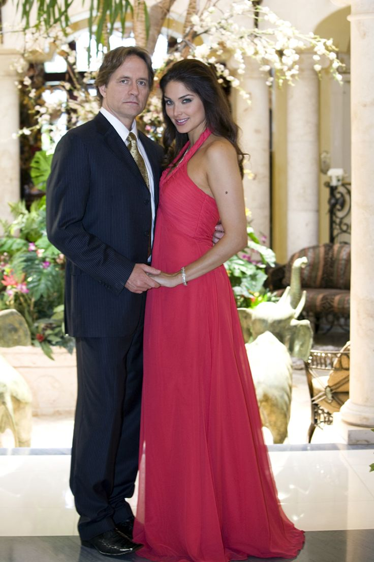 Blanca Soto And Guy Ecker