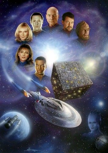 Star Trek- First Contact Photo (6753915) - Fanpop