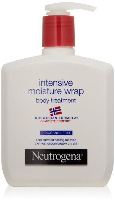 Neutrogena Norwegian Formula, Intense Moisture Wrap, Body Treatment