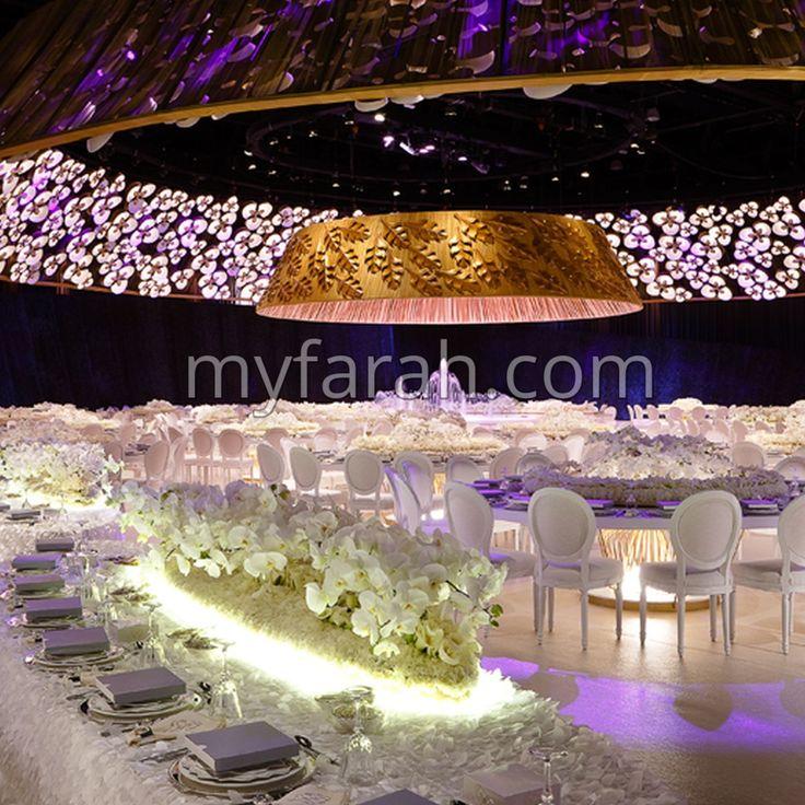 Wedding Favours Ideas Dubai : ... wedding designs event decor white weddings special events wedding
